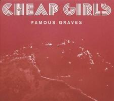 Cheap Girls - Famous Graves - CD NEU