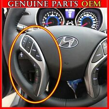 Steering Wheel Remote Control Bluetooth Switch Left 2011-2014 Hyundai Elantra