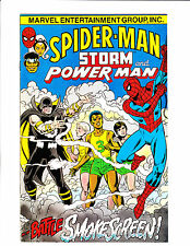 Spider-Man Storm & Power-Man     : 1996 :    : Pair Of Color Variants! :