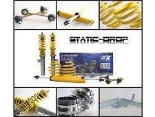 VW Golf MK2 (83-91) FK AK Street Coilover Kit - All Models inc GTI 1.6 1.8 VR6