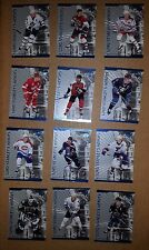 1998-99 Upper Deck Lord Stanley's Heroes Lot of 12