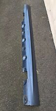 BMW E46 323ci 325ci 330ci Coupe Right Sill Trim Side Skirt Rocker Panel Cover