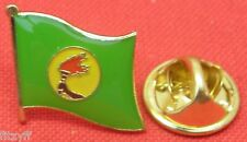 Zaire Flag Lapel Hat Cap Tie Pin Badge République du Zaïre Republic of Zaire