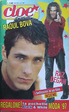 CIOE' 3 1997 Raoul Bova Raz Degan Blur Worlds Apart Raf MN8 Ambra Will Smith