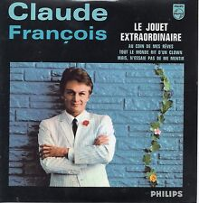 ★☆★ CD Single Claude François Le jouet extraordinaire - EP REPLICA -  NEUF   ★☆★