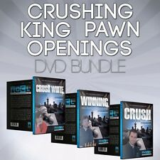 KING PAWN OPENINGS GRANDMASTER CHESS BUNDLE VIDEO COURSE