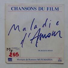 BO Film OST Maladie d amour ROMANO MUSUMARRA 109468