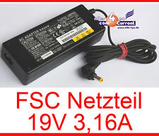 AC ADAPTER POWER SUPPLY FSC LIFEBOOK E6624 E6634 E6644 E6654 E7010 19 VOLT