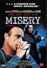 Misery (1990) DVD - Kathy Bates (New & Sealed)