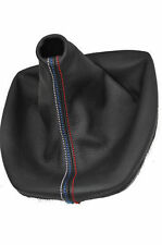 FITS BMW E30 E34 E36 E46 Z3 M POWER M3 STITCH LEATHER GEAR GAITER SHIFT BOOT