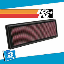 K&N Drop In Air Filter Fit For 2012 - 2016 Fiat 500 Non Turbo 1.4L KN