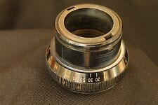 Taylor Hobson Speed Panchro  focusing  rear mount  ( arriflex)