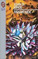 Finismonde.Joan D.VINGE.J' ai Lu Science Fiction 1993 SF24B