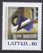 LATVIA 2004**MNH SC# 584 Painting - Still Life with Triangle by R.Suta