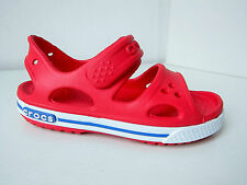 Crocs crocband II sandalen kids rot  C 13  Gr. 29 30  sandals sandal red juniors