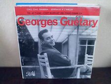 """EP 7"""" GEORGES GUETARY - Ciao Ciao Bambina +3 - LANGUETTE - VG+/EX - PATHE EG 459"""