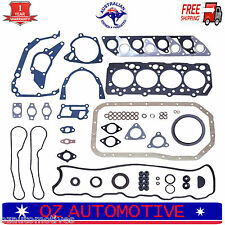 Mitsubishi Pajero, Triton, Delica, Canter 4D56 Engine Over Haul Gasket Kit