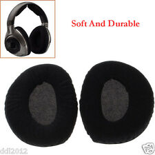 One Pair BLK Replacement Ear Pads Ear Cushions for Sennheiser RS160 RS170 RS180