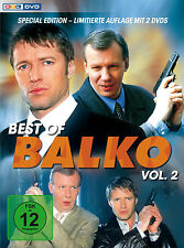 2 DVDs * BEST OF BALKO - VOL. 2 (LIMITED SPECIAL EDITION) # NEU OVP