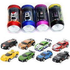 1 : 63 Coke Can Mini RC Radio Remote Control Micro Racing Car