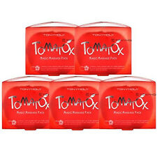 Tonymoly Tomatox Magic White Massage Pack 80g 5pcs