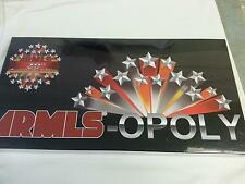 ARMLS-OPOLY ARMLOPLY GAME ARIZONA REGIONAL MULTIPLE LISTING SERVICE  GAME NEW
