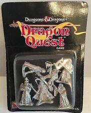 Dungeons & Dragons 6 figuras de metal por Ral Partha-Edición Especial! nuevo! 1992