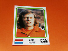82 ARIE HAAN NEDERLAND MÜNCHEN 74 FOOTBALL PANINI WORLD CUP STORY 1990 SONRIC'S