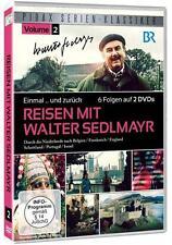 Reisen mit Walter Sedlmayr (Ei *2 DVD*NEU*