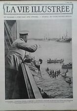 LA VIE ILLUSTREE 1905 N 333 DE NAGASAKI A PORT SAÏD, LE GENERAL STOESSEL