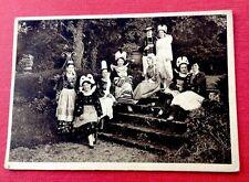 Carte Postale. RIEC sur BELON. 29 - Groupe Théodore BOTREL. Musique. Chanteurs.