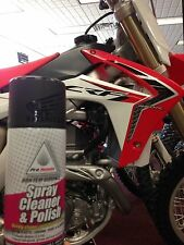 Pro Honda Spray Cleaner and Polish 6 Pack CRF450R CRF250R  CR 85 125 250