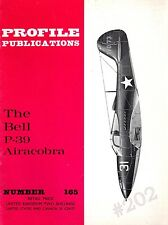 The BELL P-39 AIRACOBRA - Profile Publications No 165