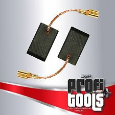 Carboncini per Bosch 5x10x16 1607014176 GWS PWS GKS PKS NUOVO