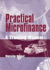 Practical Microfinance: A Training Manual-ExLibrary