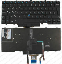 DELL LATITUDE E5450 E7250 E7450 3340 KEYBOARD UK LAYOUT WITH BACKLIT 0K9V28 F223