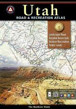 Benchmark: Utah Road and Recreation Atlas 2014 by National Geographic Maps...