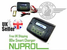 Genuine WE AIRSOFT EUROPE SM4 Smart Charger for Airsoft and RC  FREE UK DELIVERY
