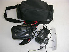 JVC Compact VHS Camcorder, Untested, Trusted Ebay Shop