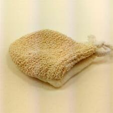 Lot 3 Natural Sisal Soap Saver Bag Sack Pouch Holder Kid Children Shower Sponge