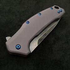 Blue Titanium Screw set for Kershaw Link Folder 1776 Link    ( No Knife )