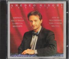 """AMEDEO MINGHI - RARO CD """" SERENATA """""""
