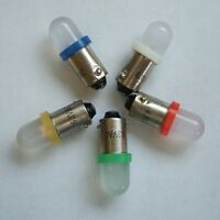LED type #44 frosted for GI on your pinball. 10 pack