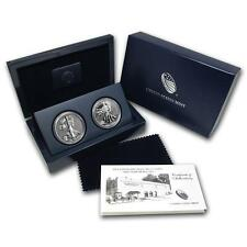 2013 S San Francisco Two Coin Silver Proof American Eagle Set, Lot 157