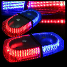 12V 240 LED Bar Roof Magnetic Emergency Warning Flash Strobe Multi-color Light