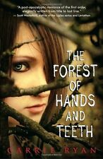 Complete Set Series - Lot of 4 Forest of Hands and Teeth books Carrie Ryan YA