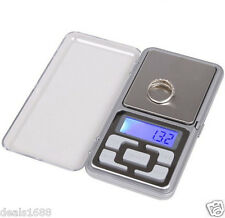 200g/0.01g Mini Digital Scale LCD Electronic Jewelry Gold Pocket Gram Weight