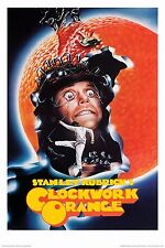 CLOCKWORK ORANGE - ONE SHEET MOVIE POSTER - 24x36 - KUBRICK 241388