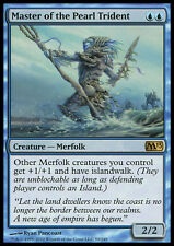 MTG MASTER OF THE PEARL TRIDENT ASIAN EXC SIGNORE DEL TRIDENTE PERLACEO