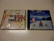 "Dream Theater ""A Change of season"" 1995 & ""Six Degrees of inner turbulence"" 2002"